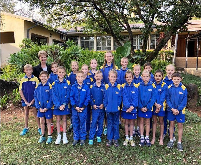 Altesaam 19 atlete van Nellies is gekies om aan die Suid-Afrikaanse landloopkampioenskappe te gaan deelneem.
